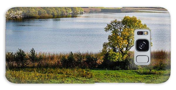 Killone Lake In County Clare, Ireland Galaxy Case