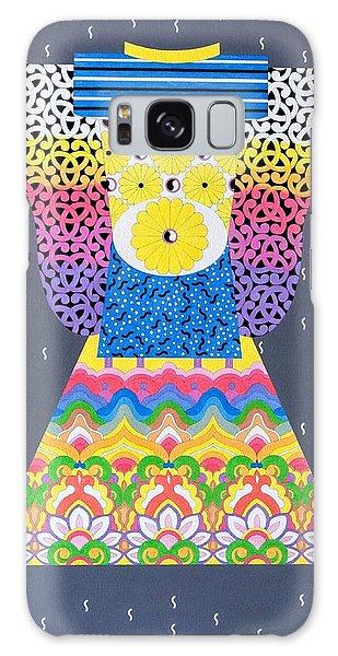 Kimono Galaxy Case by Thomas Gronowski