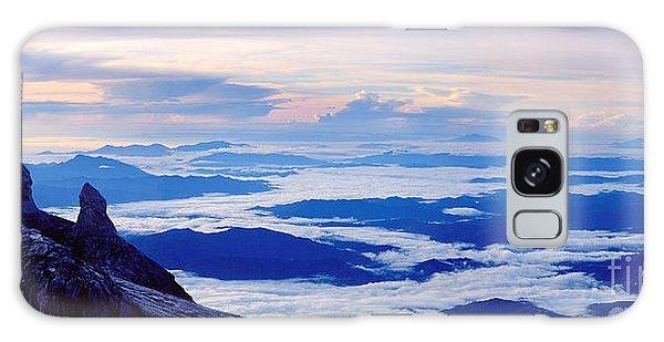 Kinabalu Panorama Galaxy Case