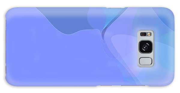 Kind Of Blue Galaxy Case