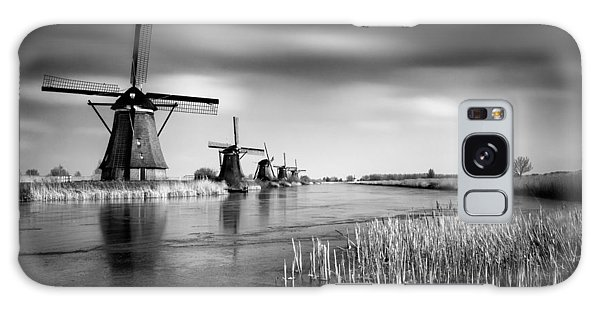 Kinderdijk Galaxy Case