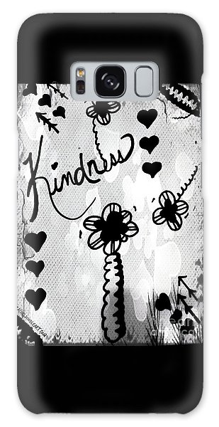 Kindness Galaxy Case
