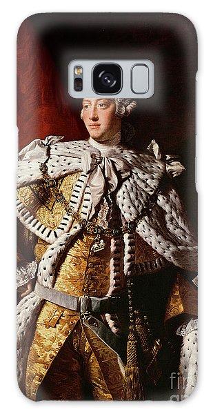 Portraiture Galaxy Case - King George IIi by Allan Ramsay