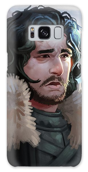 King In The North Galaxy Case by Michael Myers