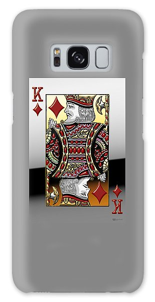 King Of Diamonds   Galaxy Case