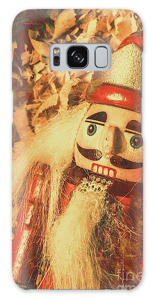 England Galaxy Case - King Of The Toy Cabinet by Jorgo Photography - Wall Art Gallery