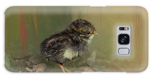 King Quail Chick Galaxy Case