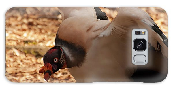 King Vulture 1 Galaxy Case by Chris Flees
