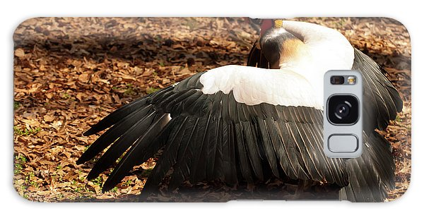 King Vulture 2 Strutting Galaxy Case by Chris Flees