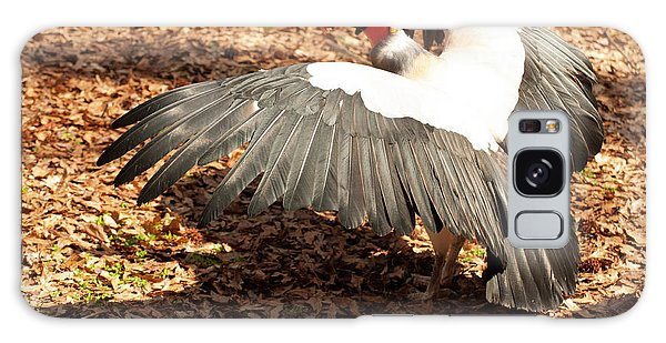 King Vulture 3 Strutting Galaxy Case by Chris Flees