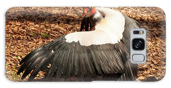 King Vulture 4 Strutting Galaxy Case by Chris Flees