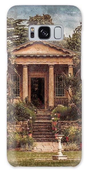 Kew Gardens, England - King William's Temple Galaxy Case
