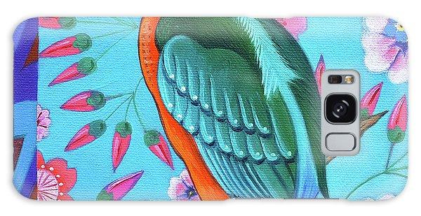 Kingfisher Galaxy Case
