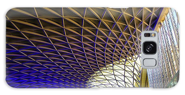 Kings Cross Railway Station Roof Galaxy Case