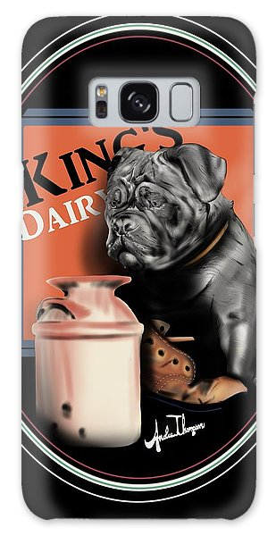 King's Dairy  Galaxy Case