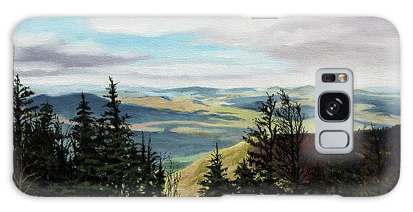 White Mountain National Forest Galaxy Case - Kings Ravine by Paul Walsh
