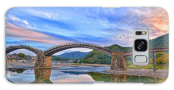Kintai Bridge Japan Galaxy Case