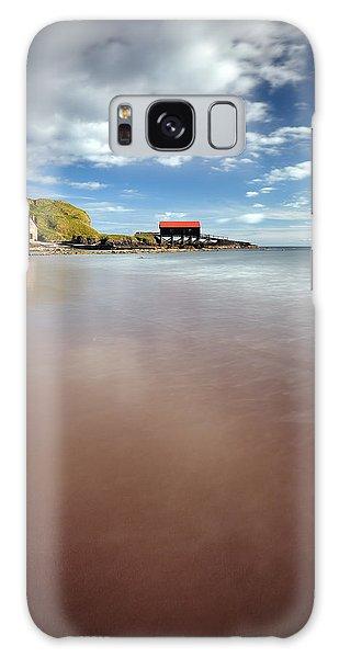 Kintyre Beach Galaxy Case