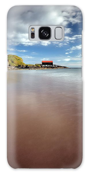 Kintyre Beach Galaxy Case