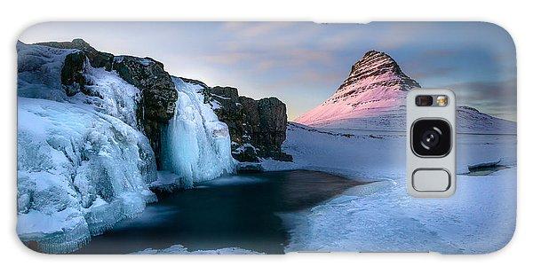 Kirkjufell, Iceland Galaxy Case
