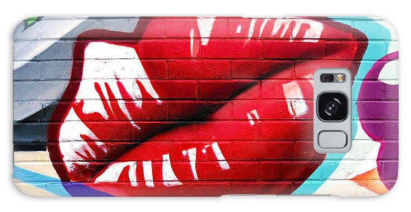Kiss Me Now ... Galaxy Case by Juergen Weiss