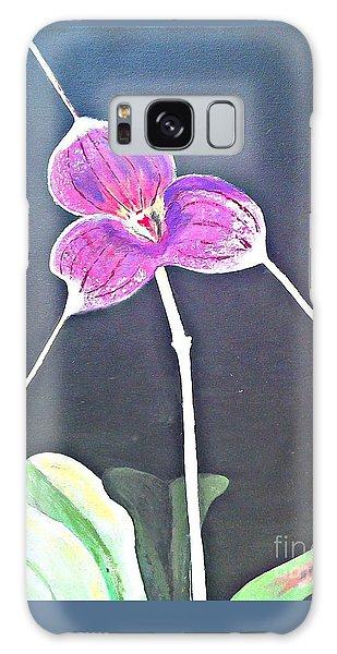 Kite Orchid Galaxy Case by Francine Heykoop