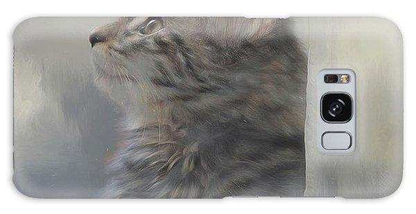 Kitten Zada Galaxy Case