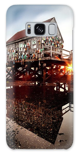 Kittery Lobster Shack Galaxy Case