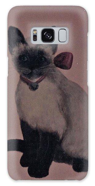 Kitty Cat Galaxy Case
