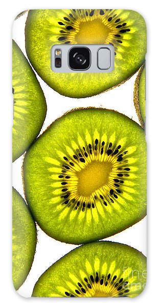 Kiwi Fruit Galaxy Case
