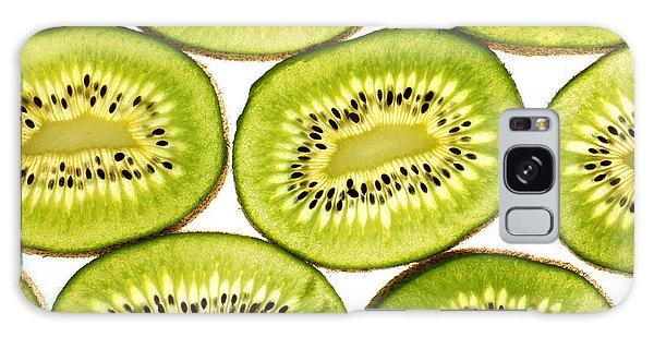 Kiwi Fruit II Galaxy Case