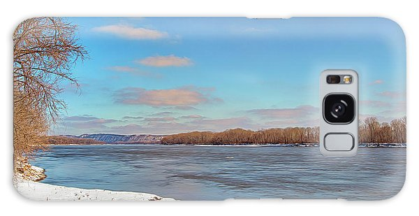 Klondike Park Boat Ramp Galaxy Case