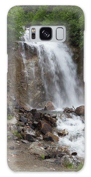 Klondike Waterfall Galaxy Case