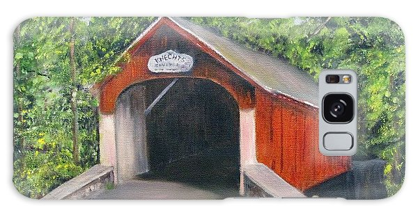Knechts Covered Bridge Galaxy Case