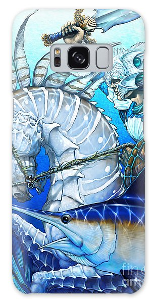 Knight Of Swords Galaxy Case