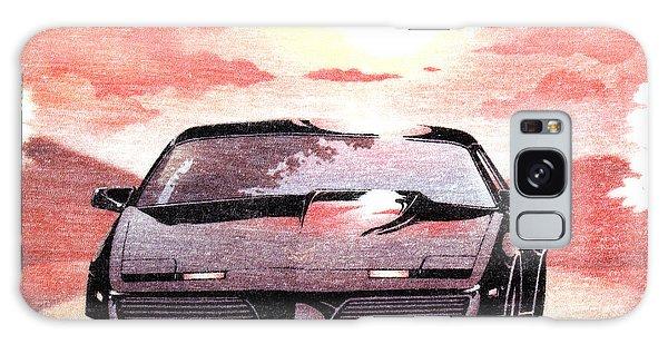 Knight Rider Galaxy Case by Gina Dsgn