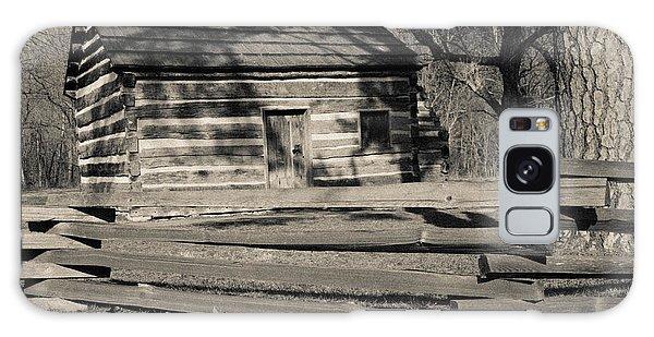 Knob Creek Cabin Galaxy Case by Mark Bowmer