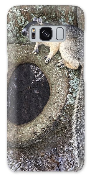 Knot A Squirrel Galaxy Case