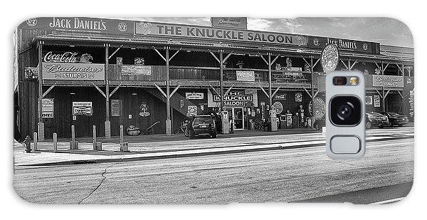 Knuckle Saloon Sturgis Galaxy Case by Richard Wiggins