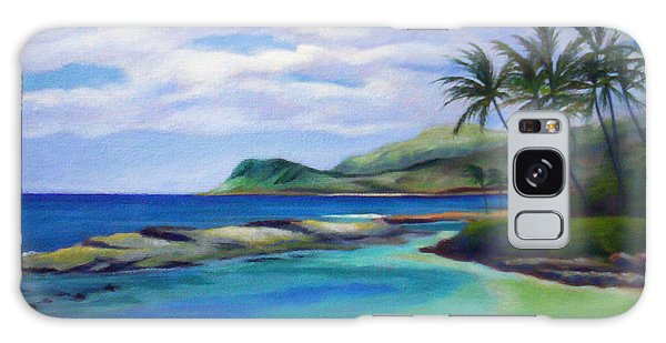Ko Olina Afternoon Galaxy Case by Angela Treat Lyon