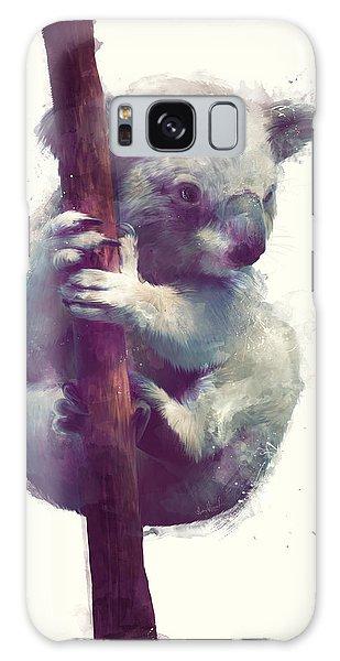 Koala Galaxy Case - Koala by Amy Hamilton