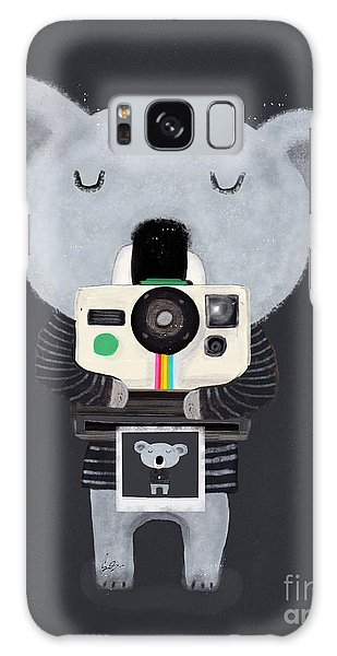 Koala Galaxy Case - Koala Cam by Bleu Bri