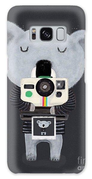 Koala Cam Galaxy Case