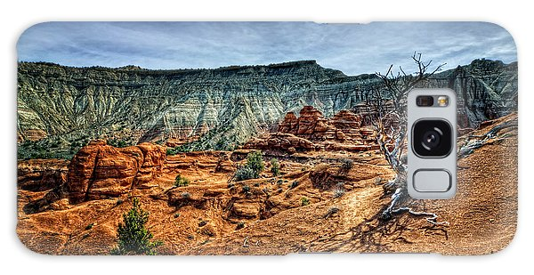 Kodachrome Basin Afternoon Galaxy Case