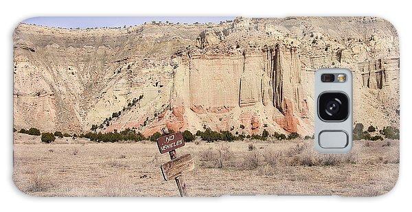 Kodachrome Flat Chimney Rock Galaxy Case