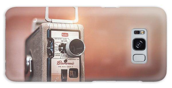 Camera Galaxy Case - Kodak Brownie 8mm by Scott Norris