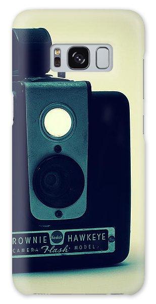 Vintage Camera Galaxy Case - Kodak Brownie by Bob Orsillo