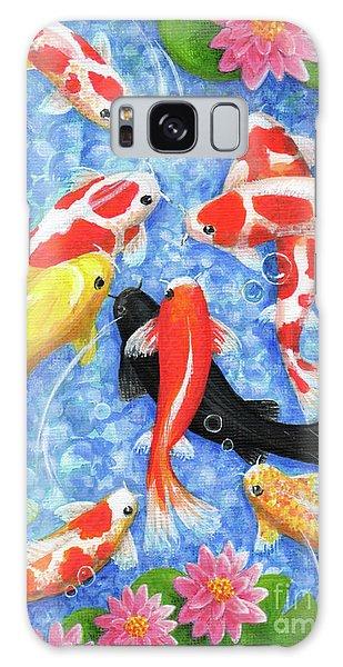 Koi Fish Galaxy Case