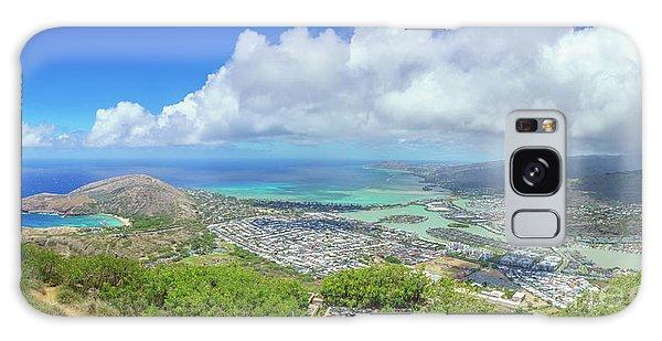 Kokohead Oahu, Hawaii Galaxy Case