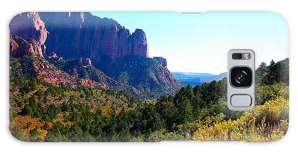 Kolob Canyon Galaxy Case